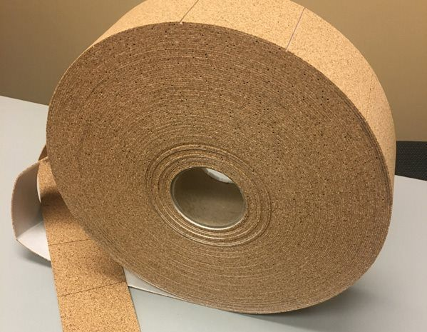 Adhesive Backed Cork Roll
