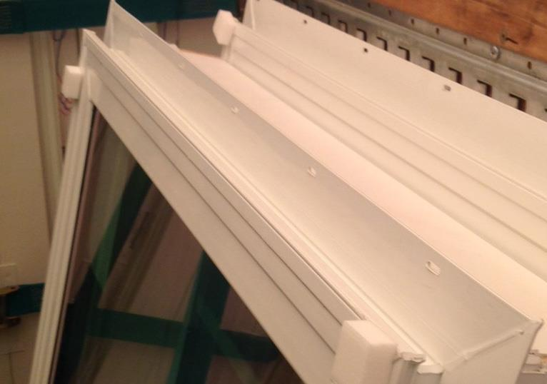 Window Separator Pads