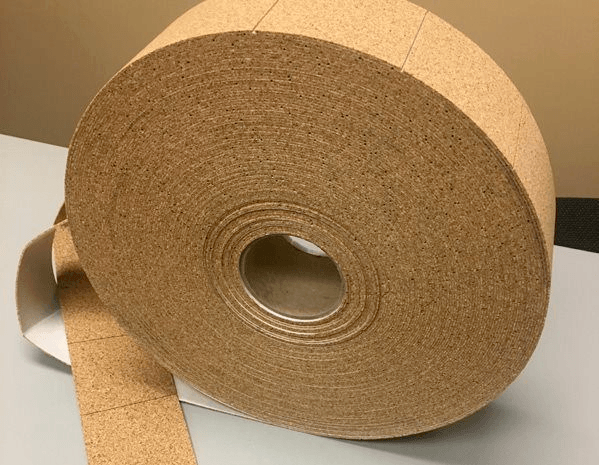 Adhesive Backed Cork for Coasters