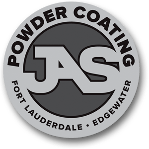 JAS Powder Coating Logo
